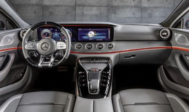 메르세데스-AMG, GT 4도어 쿠페 시판