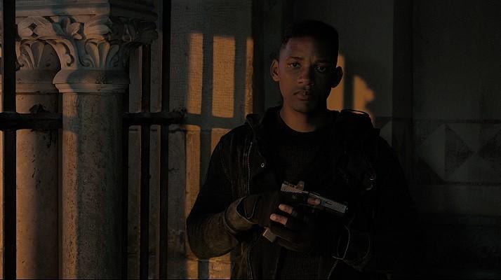 윌 스미스는 영화 '제메니 맨'에서 1연 2역을 맡아 열연했다.