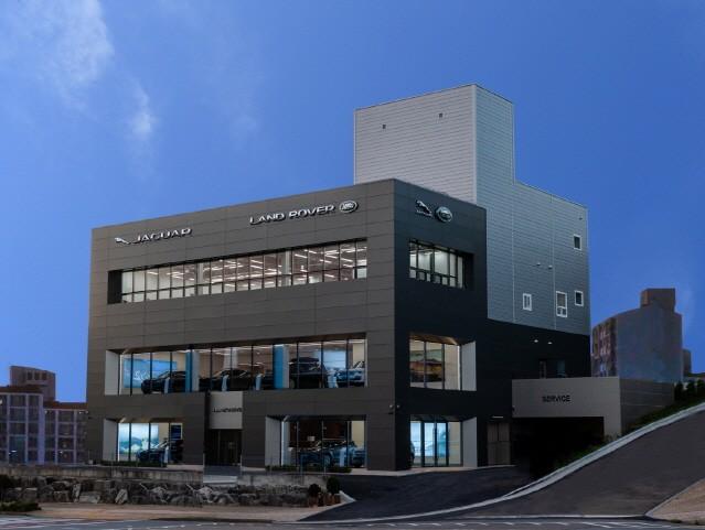 재규어랜드로버, '부천 전시장' 오픈