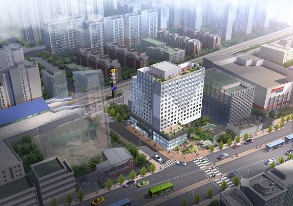 소형 오피스텔 '이안 테라디움 방학역' 이달 중 분양홍보관 오픈