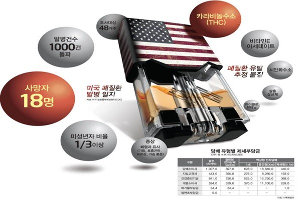 Controversy Surrounding Possible Health Issues of E-Cigarettes Negatively Affecting South Korea's E-Cigarette Industry