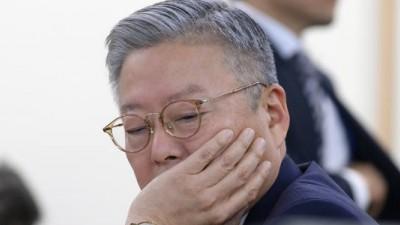 국감 출석한 김연수서울대병원장