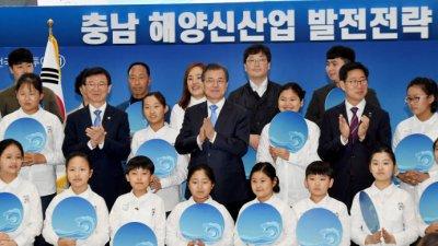 충남에 '해양 바이오 클러스터' 구축…기업 1000개 키운다