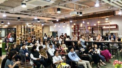 SBA 외국인무역인종합비즈니스지원센터, 제2회 meet up 데이 개최