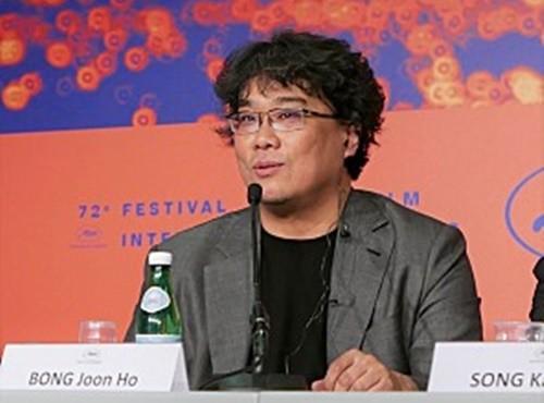 사진=영화 '기생충' 제72회 칸 국제영화제 프로모션