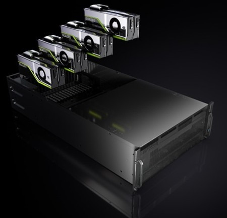 베이넥스, 고성능 가상 워크스테이션을 구성하는 'NVIDIA RTX' 서버 발표