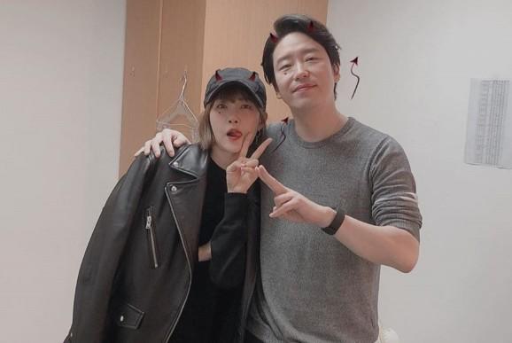 사진=김선아 SNS