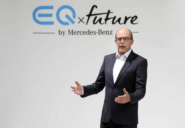 메르세데스-벤츠, 모빌리티 비전 제시하는 'EQ Future' 전시관 개관