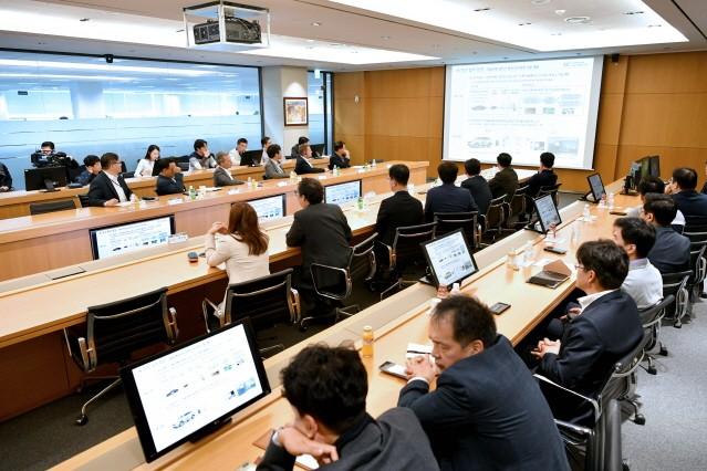 현대모비스-KT, '5G시대 커넥티드카' 개발 시너지 확대한다
