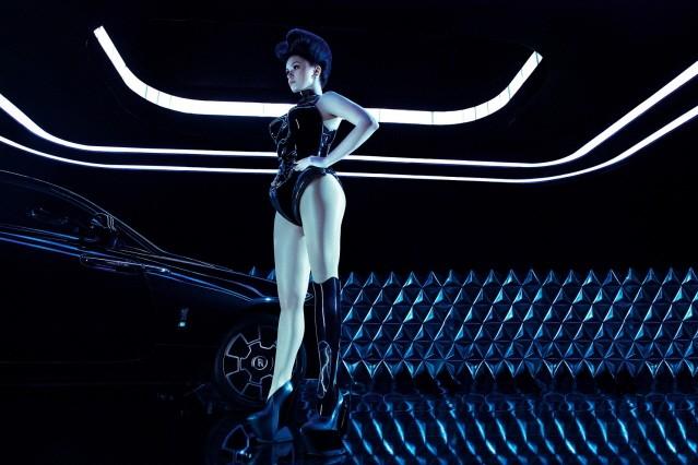 롤스로이스모터카, '블랙 배지'만의 매력 보여주는 단편 영화 공개
