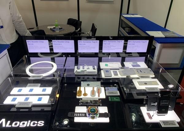 [IoT Korea 2019] 쓰리에이로직스, NFC, RFID Reader Chip 기술 소개
