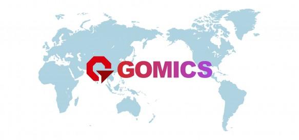 고믹스, 한국 최초 대량 웹툰 라이센싱 계약