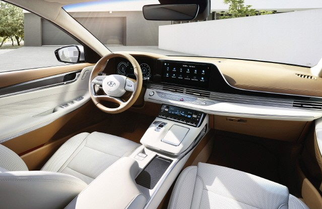 현대차, '더 뉴 그랜저' 사전계약 실시…신형 2.5 가솔린 엔진 추가