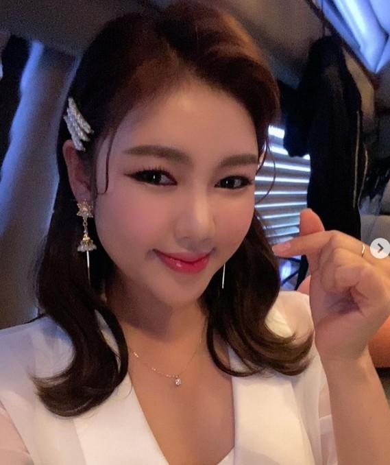 사진=송가인 인스타그램 캡처
