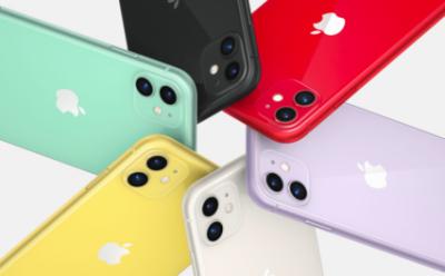 모비톡, 아이폰11' 40만원 대 판매 진행