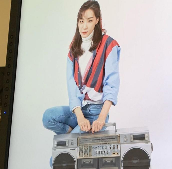 사진=김이나 SNS