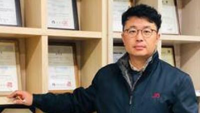 """[인사이트] 정철호 제이엔디 대표 """"주차공유시스템으로 주차난 해결하겠다"""""""