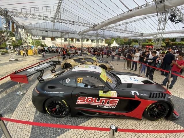 쏠라이트 인디고 레이싱, 한국 최초 '2019 FIA GT 월드컵' 출전