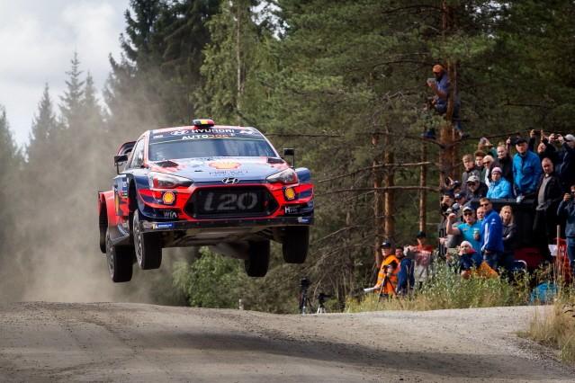 현대차 월드랠리팀, 올해 WRC 제조사 부문 첫 종합 우승