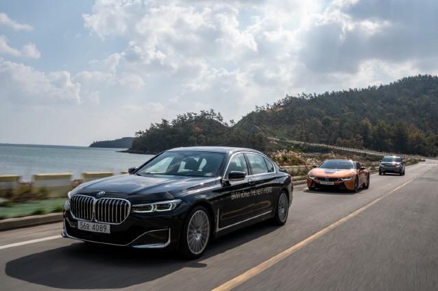 BMW 그룹 코리아, '고성능·고효율' 이미지로 승부한다
