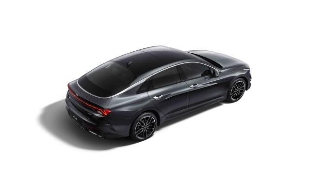 기아차, 신형 K5 디자인 차세대 패밀리룩으로 만든다