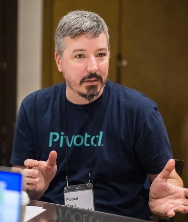 폴 자코스키(Paul Czarkowski) 피보탈 개발자 애드보킷