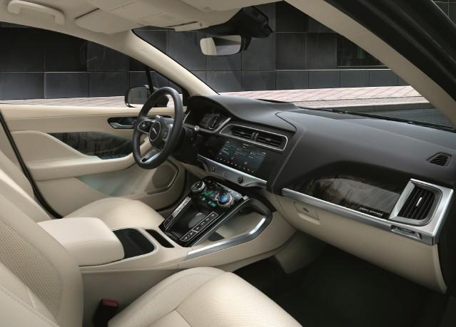 재규어 I-PACE, 독일 골든 스티어링 휠 어워드서 '최고의 SUV'로 선정