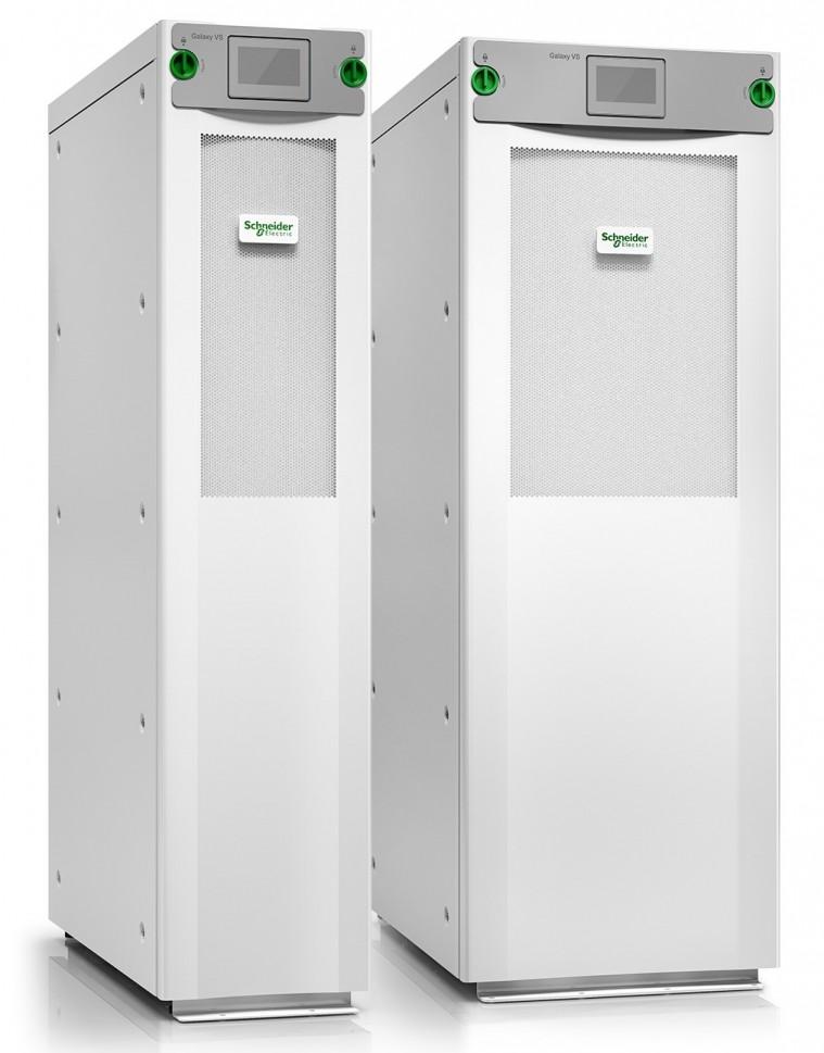 슈나이더일렉트릭의 '갤럭시 VS 3상 무정전 전원 공급장치(Galaxy VS 3-phase UPS)'