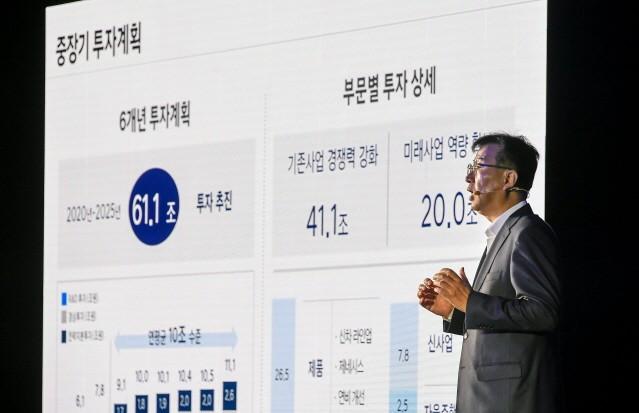 현대차, 2025년까지 61조원 투자…비행체·로봇도 만든다