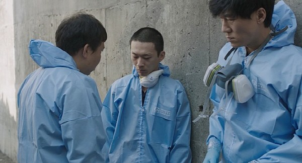 '호흡' 스틸사진. 사진=한국영화아카데미(KAFA FILMS), 영화사 그램 제공