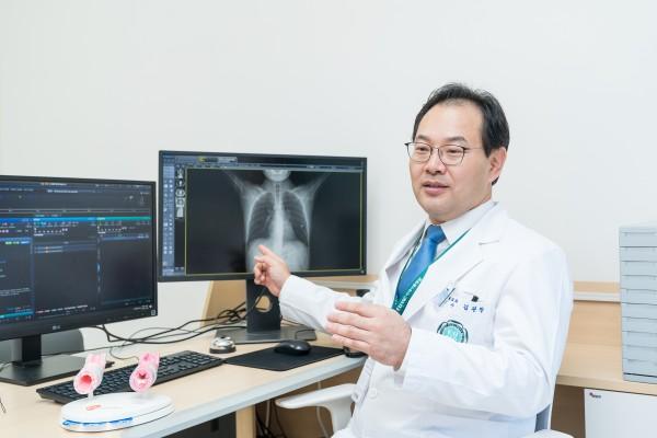 이화의료원 김관창 흉부외과 교수
