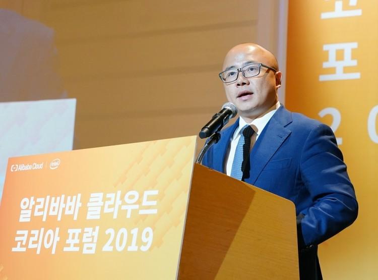 리오 리우(Leo Liu) 알리바바 클라우드 한국, 홍콩 및 마카오 지역 본부장