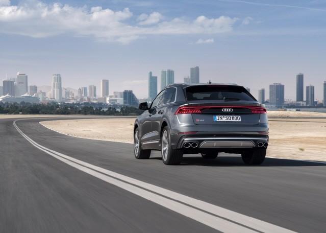 한국타이어, '뉴 SQ8 TDI'에 신차용 타이어 공급