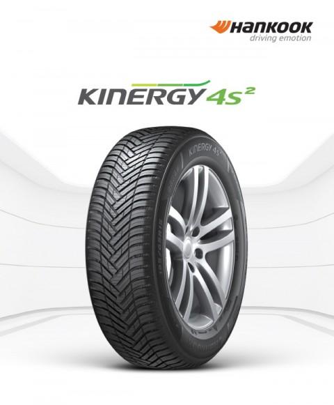 한국타이어, 겨울에도 강한 고성능 타이어 '키너지 4S 2' 출시