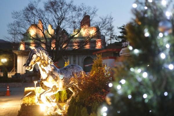 서울경마공원 '미리 크리스마스' 이벤트