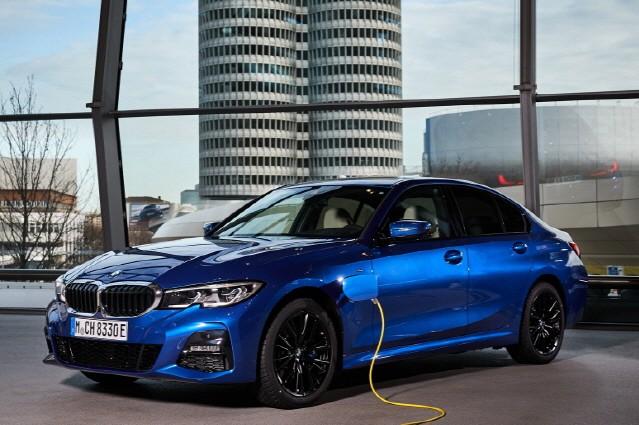 BMW, 2021년 말까지 전기화 차량 100만대 구축한다