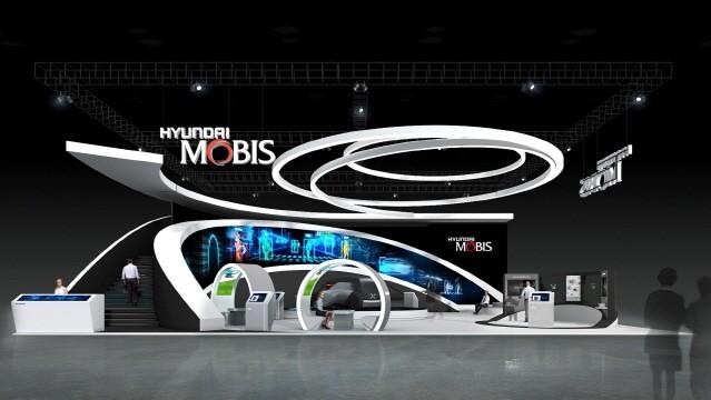 현대모비스, CES 2020서 'M.Vision S' 공개