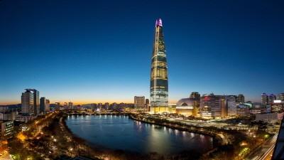 롯데월드타워, 2020명 고객들과 함께하는 새해 카운트다운