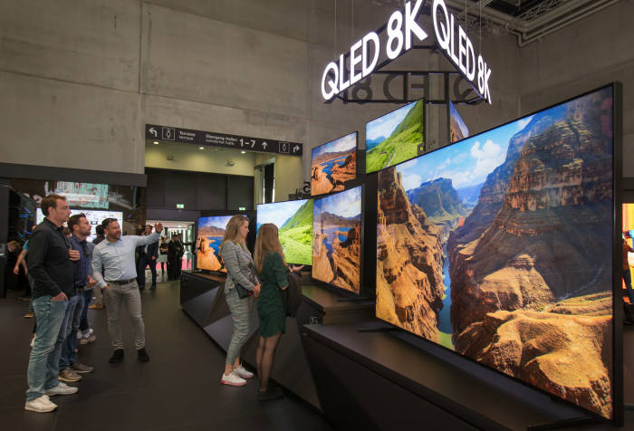 삼성전자 QLED 8K TV