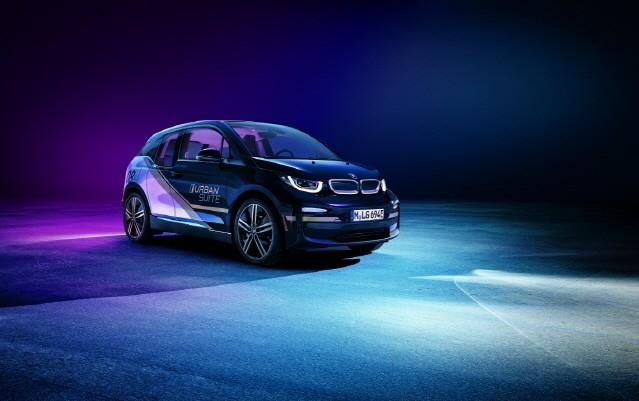 BMW, CES 2020에서 새로운 i3 어반 스위트 모델 선보여