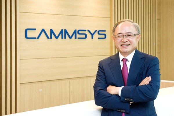 President Park Young-tae of CAMMSYS