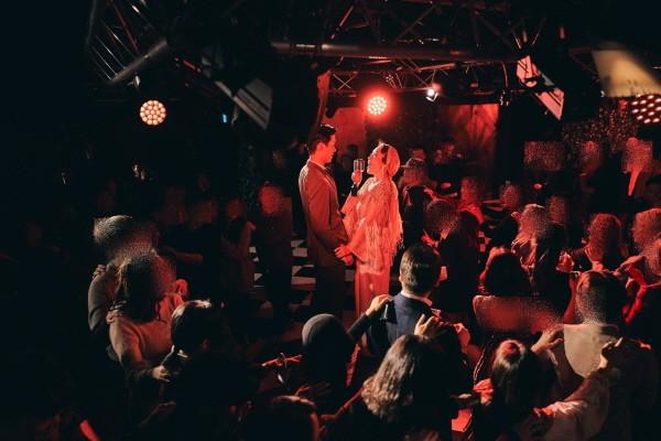 '위대한 개츠비' 공연사진. 사진=마스트엔터테인먼트 제공