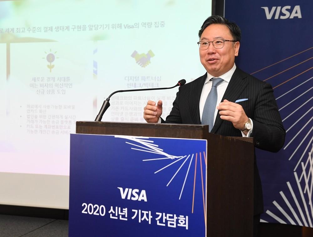 패트릭 윤 비자코리아 사장