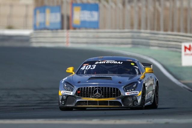 아트라스비엑스 모터스포츠, '24시 두바이 2020' GT4 클래스 우승