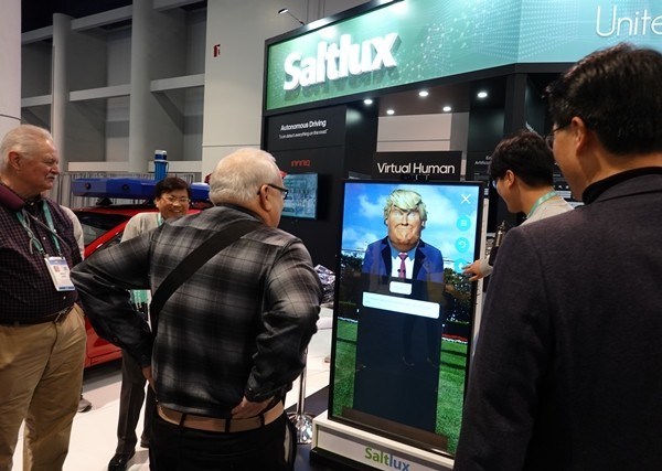 [CES 2020] Saltlux Selected as 'Top5 Korean Products of CES 2020' as Latest 'Integrated Artificial Intelligence Solution'