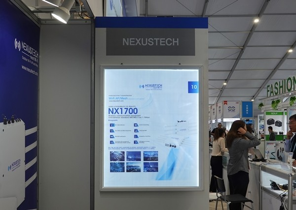 [CES 2020]NEXUSTECH Selected as 'Top5 Korean Products of CES 2020'with Outdoor Wi-Fi Solution, 'VVIA'