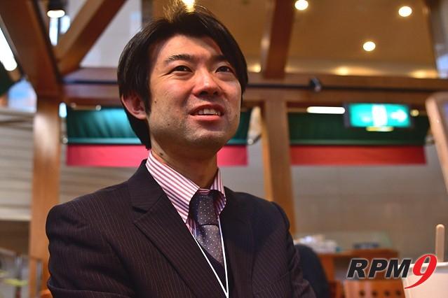자동차 저널리스트 오사나이 도모히토 씨
