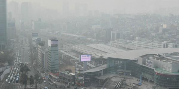 미세먼지 계절관리제 1개월…석탄화력 감축·차량 2부제 문제없이 시행중