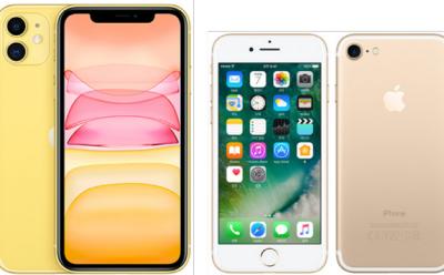 모비톡, 아이폰 할부원금 특가전 진행…아이폰11·아이폰7 등 할인