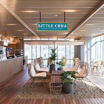 현대백화점 신촌점 푸드앨리 쿠바식 양식당 '쥬벤쿠바' 출처=현대백화점